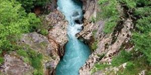 نهر سوكا قطعة من الجنة