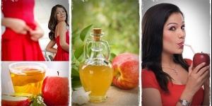 الفوائد الصحية لخل التفاح للبشرة والشعر