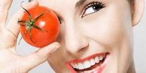 فوائد عصير الطماطم للبشرة