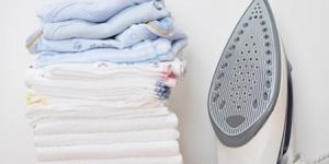 اسهل طريقة لتنظيف مكواة البخار المنزلية