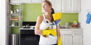 تنظيف بيتك فى سبع خطوات