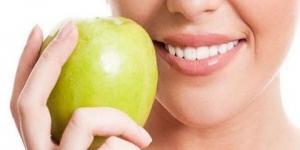 ماسك التفاح لتنظيف البشرة