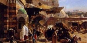 بائع الثياب وزوجاته