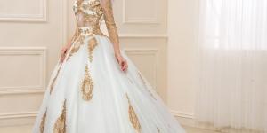 فساتين زفاف تركية للمحجبات 2016