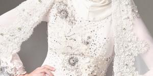 فساتين زفاف للمحجبات 2016
