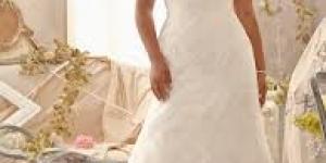 فساتين زفاف للتخان 2016