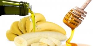 ماسك الزيتون والموز لتغذية الشعر