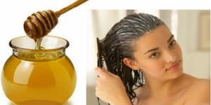 وصفات العسل لكثافة الشعر