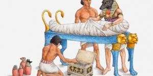 التحنيط عند القدماء المصريين