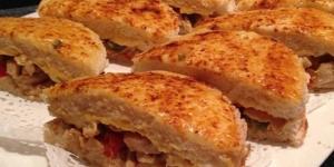 طريقة عمل ساندوتش التوست المحمر
