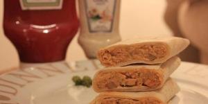 طريقة عمل ساندويتش الشاورما الأردنيه