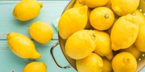 استخدامات منزلية لليمون