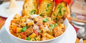 طريقة عمل مكرونة بعجينة البطاطس على الطريقة الايطالية