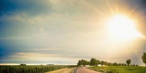 الشمس دليل على الاعجاز القرآنى