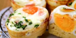 طريقة عمل خبز البيض