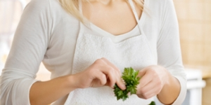 تجميد البامية والبازلاء والذرة