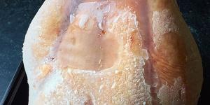 اذابة الفراخ المجمدة بصورة صحية