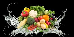 كيفية التخلص من الكيماويات التى تحتويها الخضروات والفاكهة