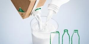طريقة حفظ الحليب المعقم بصوره صحية