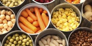 نصائح صحية عند شراء المعلبات