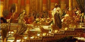 قصة سيدنا سليمان ومدينة الذهب