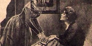 السيدة بيرل وشبح الويجا