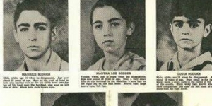 لغز اختفاء الأبناء الخمسة لعائلة جورج سورد