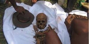 الاحتفال بالموتى فى مدغشقر