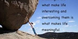 كيفية التأقلم مع تحديات الحياة