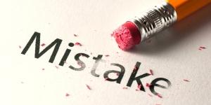 كيفية الاستفادة من ألاخطاء