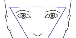 مواصفات شخصية صاحب الوجة المثلث