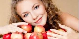 وصفات التفاح للبشرة