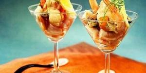 صوص رائع للمأكولات البحرية