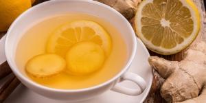 فوائد الزنجبيل مع الليمون الصحية