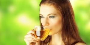 فوائد الشاى الاخضر الصحية