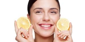 وصفات الليمون للبشرة الدهنية