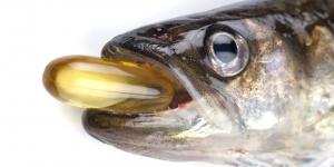 فوائد زيت السمك لزيادة طول الشعر