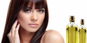 زيت الزيتون وعلاج قشرة الشعر