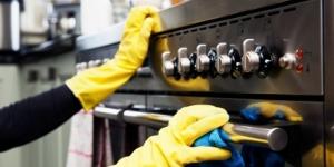 كيفية تنظيف البوتجاز بالملح