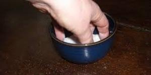 كيفية تنظيف الصدأ بالملح