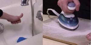 استخدام الملح فى غسل الأطباق