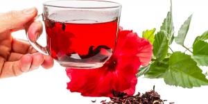 فوائد شراب الكركدية الصحية