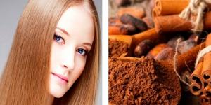 فوائد القرفة فى علاج تقصف الشعر