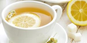 فوائد الشاى بالليمون فى علاج نزلات البرد