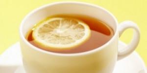 فوائد الشاى بالليمون فى علاج الضغط المرتفع