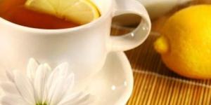 فوائد الشاى بالليمون فى اعطاء النشاط والحيوية